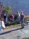 The Cianfrani Park Gardening Crew