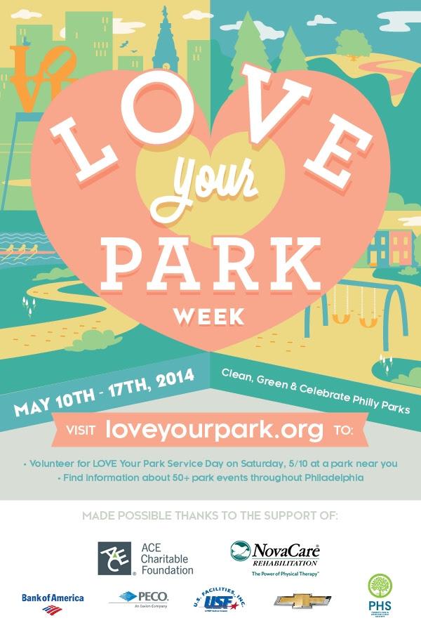 LoveYourPark2014